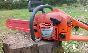 WANTED!! Husqvarna chain saws and parts