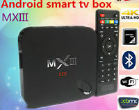 PROGRAMMING of ANDROID TV BOX