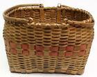Antique Wicker Basket