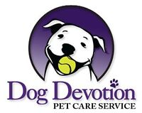 DOG WALKERS NEEDED- Part Time Positions Available