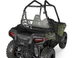 Polaris Ace Lock And Ride Rear Windshield