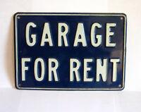 Big warm Garage for rent