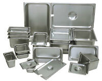 Stainless steel pans on Sale