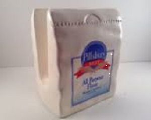 Pillsbury Flour Bag Napkin Holder