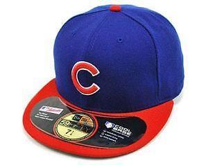 Chicago Cubs Hat  Baseball-MLB  ae38321e02b