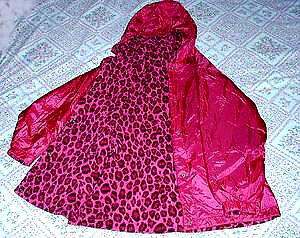 youth Reversible hooded Summer/Fall Jacket .size 12 M ..like NEW Cambridge Kitchener Area image 3