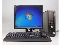 Dell full PC.