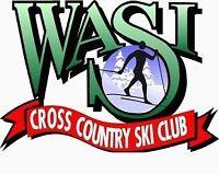 WASI XC SKI CLUB SKI BACKWARDS WEEKEND