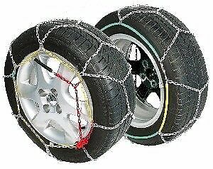 !_(£10) Snow Chains, OTOTOP,CATENE NEVE BLU ICE 9 mm GRUPPO 70_!