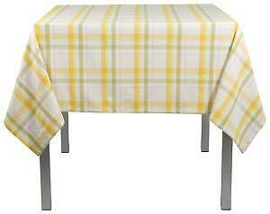 Vintage Plaid Tablecloths
