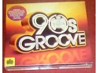 90'S GROOVE: CD ALBUM..