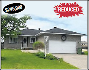 OPEN HOUSE  616  Moss Drive, Pembroke, Saturday Oct.21st 1-3 pm