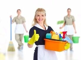 Self employed cleaners available/good prices