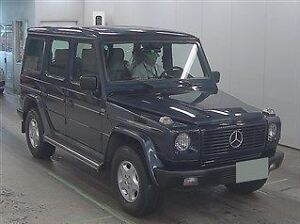 1999 Mercedes-Benz G-Class G320 Long