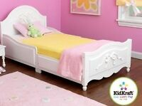 KIDKRAFT 'TIFFANY' TODDLER WOODEN BED  BRAND NEW IN SEALED BOX