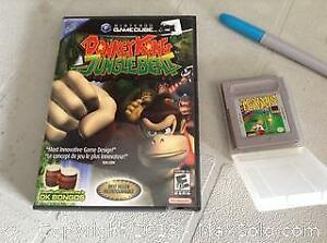 Nintendo GameCube Game and Gameboy