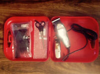 Wahl's Dog Grooming Kit~Electric shaver set (New/never used)