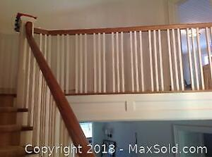 Upper Main Railing And Banister C