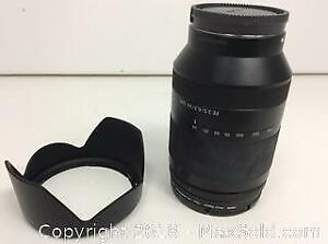 Sony 24 240mm Zoom Lens f3.5