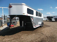 Sundowner Super Sport 3 Horse GN Trailer
