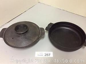 Japanese Cast Iron Pots