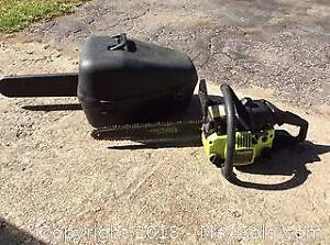 Chainsaw With Case