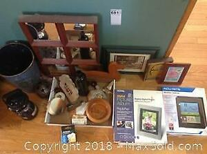 Mirror, Pictures, Electronic Photo Frame, Weather Station and More A