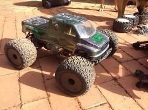 Losi lst 2 brushless Gidgegannup Swan Area Preview