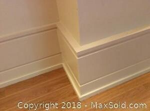 Baseboard and Moulding D