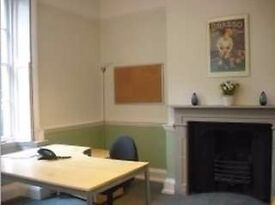 Elegant Grade II building has recently been extensively refurbished to individual furnished offices.