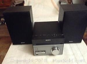Sony Compact Disc Receiver
