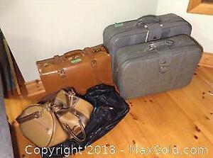 Vintage Luggage A