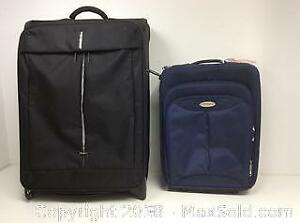 Roller Samsonite And Delsey Luggage
