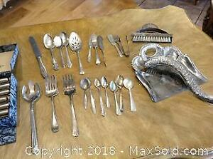 Silverplate and More. A