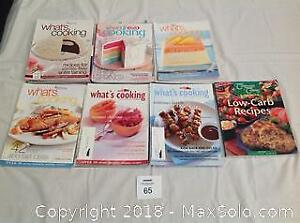 Kraft Recipe Magazines