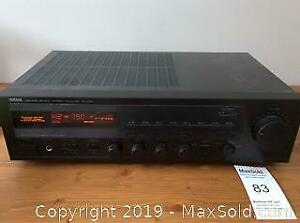 Yamaha Stereo Receiver RX 330