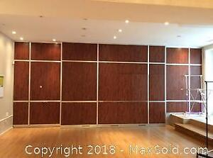 Built In Wall Unit C