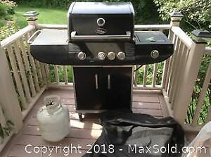 Never used Patio Range BBQ