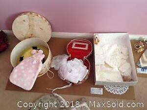Baby Knitwear, Hat Box And More B