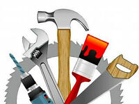 Painter, Decorator, Wallpapering, Plumbing, Gardening, DIY Handyman, General Home Maintenance Tasks
