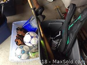 Sporting Goods Lot A