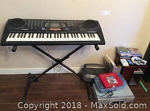 Casio Keyboard And More A