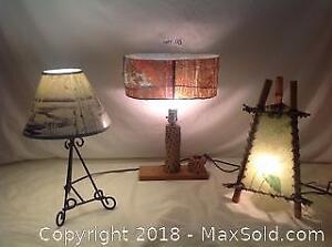 Scenic Lamps