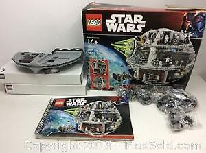 Star Wars Death Star Lego Kit