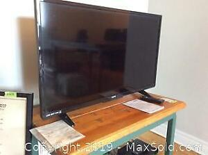 Sanyo 40 Inch Tv And Blue Ray DVD Player B