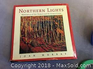 Northern Lights by Tom Thomson And the Group Of Seven
