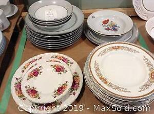 Assortment of China A