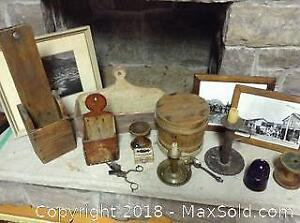 Antique Style Collectibles A