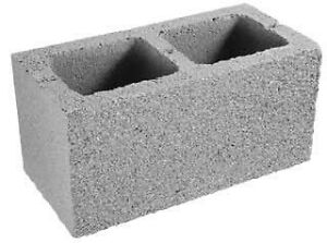 Cement blocks wanted