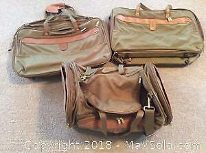 Hartman Luggage Set